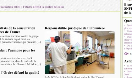 SNPI (syndicat national des professionnels infirmiers)