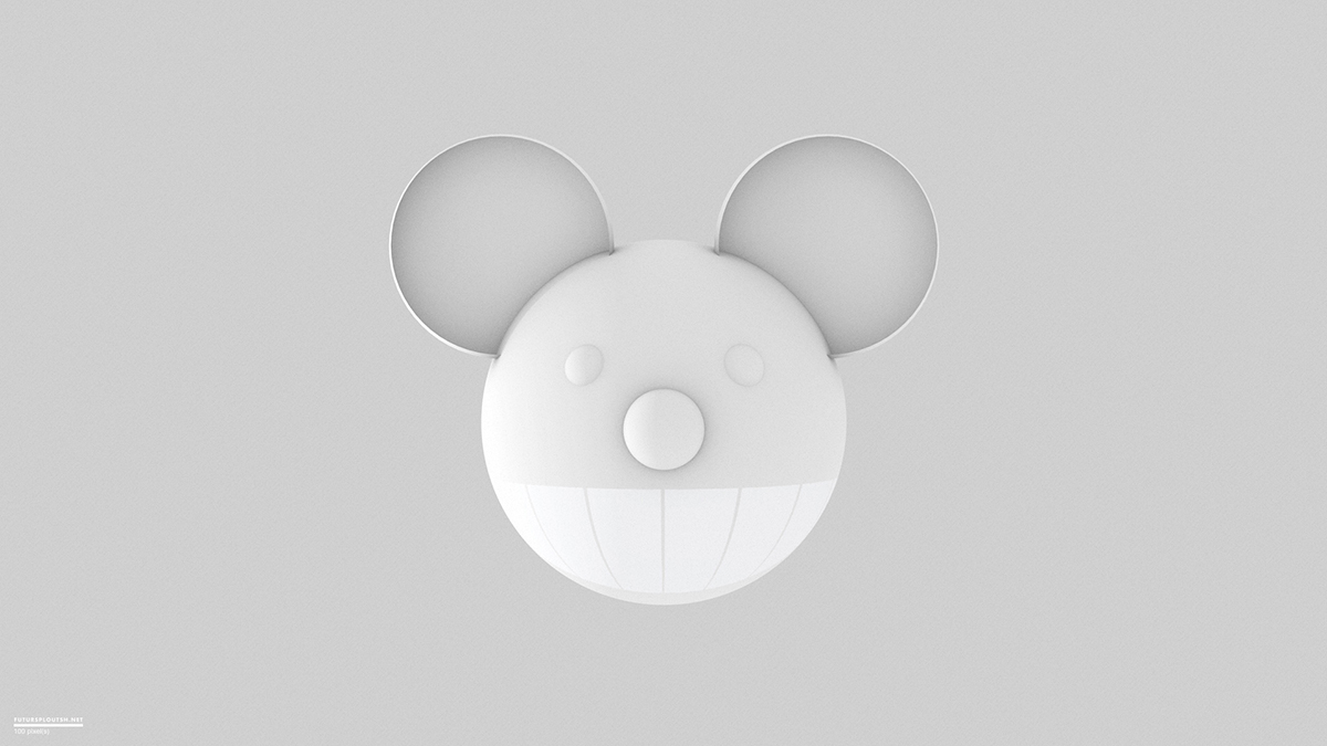 Mickey Happy