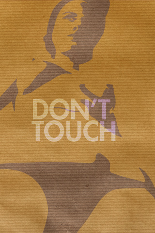 Don't touch (2), aperçu.