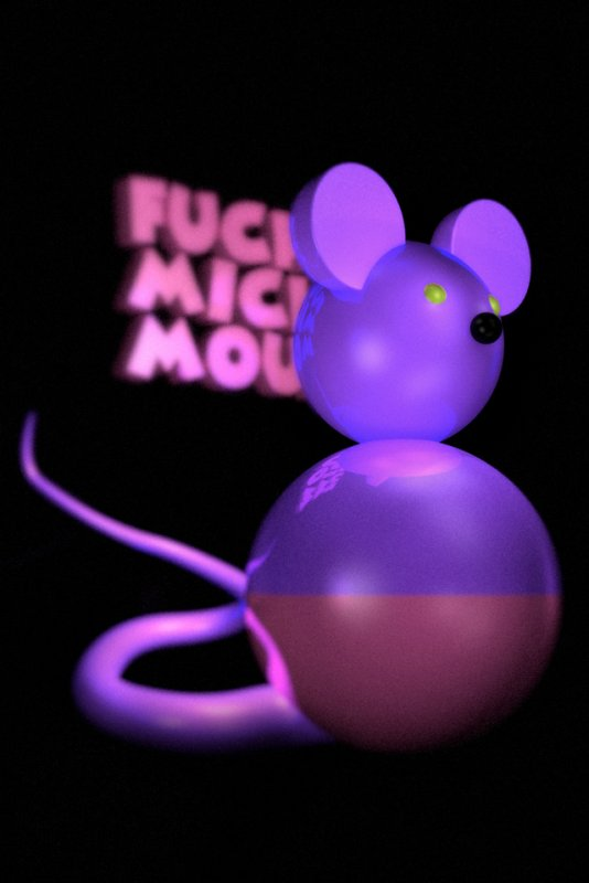 Fucking Mickey Mouse - iPhone