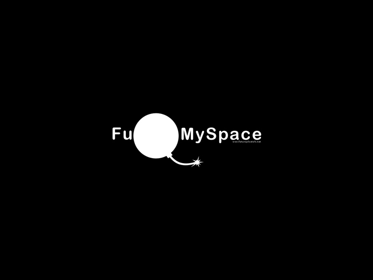 FuckMySpace - preview (Black and White 02)